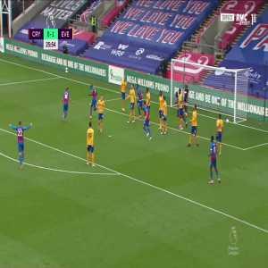 Crystal Palace [1] - 1 Everton - Kouyaté 26'