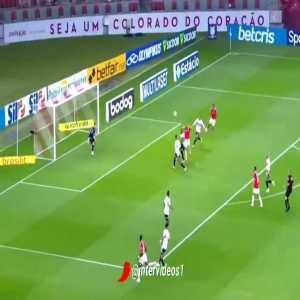 Internacional [1] - 0 Sao Paulo - Galhardo 20'