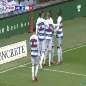 QPR [1]-1 Middlesbrough: Osayi-Samuel