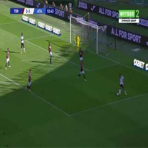 Torino 2-[4] Atalanta - Marten de Roon 54'