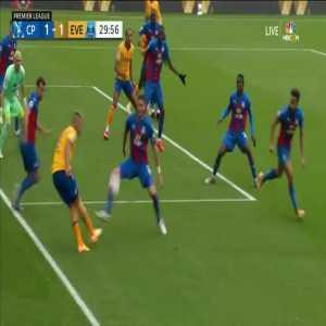 VAR confirms no handball for Ward vs Everton