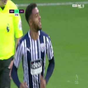 West Brom [3] - 0 Chelsea - Bartley 28'
