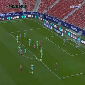 Atlético Madrid 1-0 Granada - Diego Costa 10'