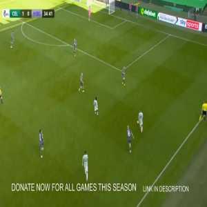 Celtic 2-0 Hibernian - Albian Ajeti 35'