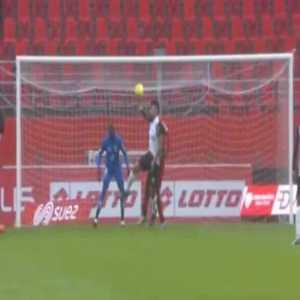 Dijon 2-[2] Montpellier - Teji Savanier penalty 89'