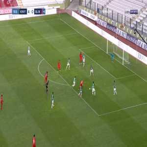 Konyaspor 4-[1] Besiktas - Gokhan Tore 90'+1'