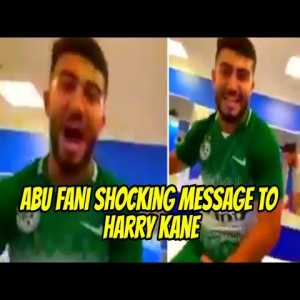 Maccabi Haifa's Abu Fani Taunts and Threatens Harry Kane ahead of their Europa League clash
