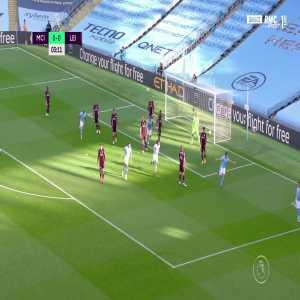 Manchester City [1] - 0 Leicester City - Riyad Mahrez great goal 4'