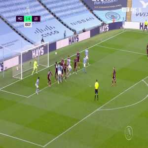 Manchester City [2] - 4 Leicester City - Nathan Aké 84'