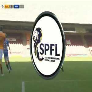 Motherwell 0-3 Rangers - James Tavernier penalty 37'