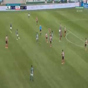 Palmeiras [1] - 0 Flamengo - De Paula 55'