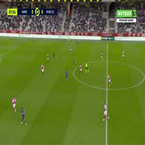 Reims 0-1 PSG - Mauro Icardi 9'