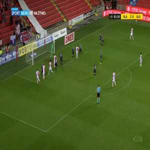 Slavia Praha 3-0 Slovácko - Lukáš Provod FK 90+2'