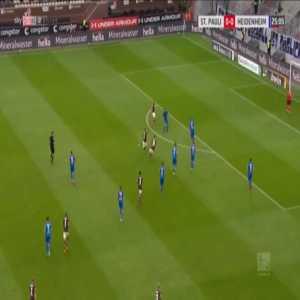 St. Pauli 1-0 Heidenheim - Daniel-Kofi Kyereh 26'