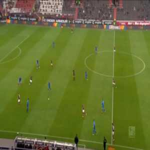 St. Pauli 3-0 Heidenheim - Jannes Wieckhoff 46'