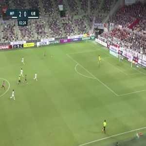 Vissel Kobe (3)-0 Hokkaido Consadole Sapporo - Kyogo Furuhashi 2nd goal