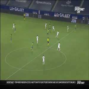 Los Angeles Galaxy 0-1 Seattle Sounders - Cristian Roldan 13'