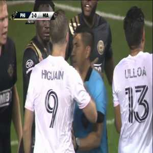 Philadelphia Union vs Inter Miami - Gonzalo Higuaín penalty miss