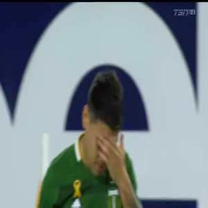Vancouver Whitecaps 0-1 Portland Timbers - Felipe Andres Mora Aliaga 5'
