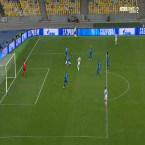 Dynamo Kyiv 3-0 Gent [5-1 on agg.] - Gerson Rodrigues penalty 50'