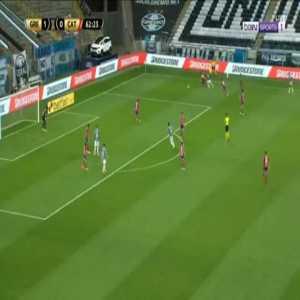 Gremio 2-0 Universidad Católica - Rodrigues 63'