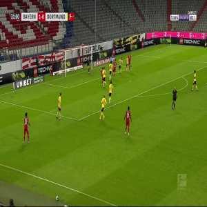 Bayern München [2] - 0 Borussia Dortmund - Thomas Muller 32'