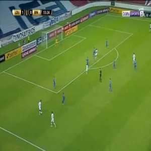 LDU Quito 2-0 Binacional - Camilo Mancilla OG 14'