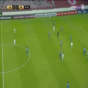 LDU Quito 3-0 Binacional - Adolfo Munoz 58'