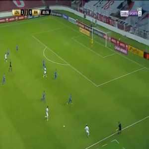 LDU Quito 4-0 Binacional - Adolfo Munoz 81'