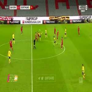 Manuel Neuer save vs Dortmund 58'