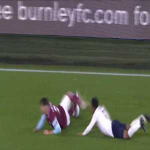 Raheem Sterling tackle on Matt Lowton and Sean Dyche's thoughts on the matter