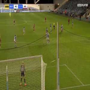Women's FA Cup: Man City 1 - [1] Arsenal Nobbs 39' (Great goal)