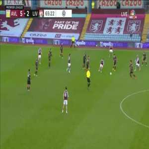 Aston Villa [6]-2 Liverpool - Fabinho (OG) 66'