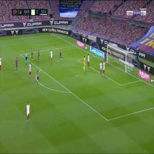 Barcelona [1] - 1 FC Sevilla - Phillipe Coutinho 10'