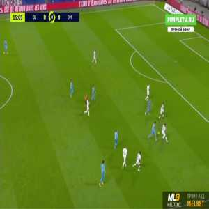 Lyon 0-1 Marseille - Dimitri Payet 16'