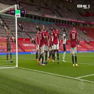 Manchester United 1 - [3] Tottenham - Harry Kane 31'