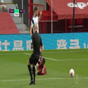 Manchester United 1 - [6] Tottenham - Harry Kane penalty 79'