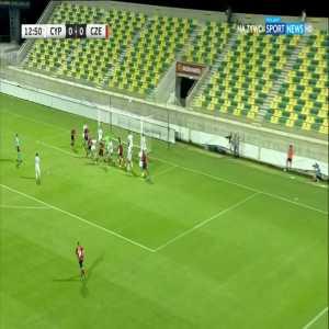 Cyprus 0-1 Czech Republic - Tomáš Holeš 13'