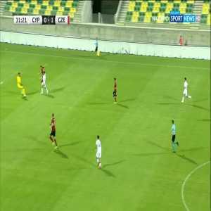 Cyprus [1]-1 Czech Republic - Loizos Loizou 32'