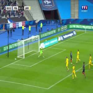 France [7] - 1 Ukraine - Antoine Griezmann 89'