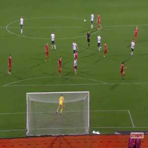 Italy 3-0 Moldova - Stephan El Shaarawy 30'