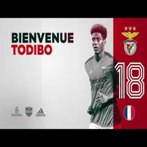 Todibo: Benfica is the biggest team in the portuguese Championship