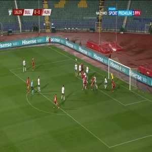 Bulgaria 0-1 Hungary - Willi Orban 17'