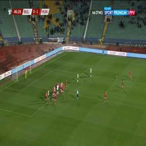 Bulgaria 0-2 Hungary - Zsolt Kalmár 47'