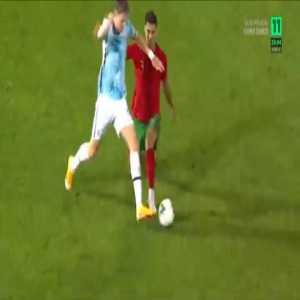 Portugal U21 2-[1] Norway U21 - Jorgen Strand Larsen 34'