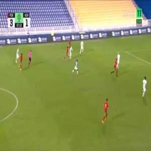 Portugal U21 [4]-1 Norway U21 - Dani Carvalho 88'