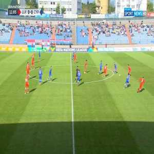 Luxembourg 1-0 Cyprus - Danel Sinani 12'