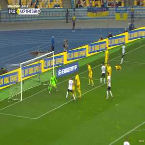 Ukraine 0 - [1] Germany - Ginter 20'