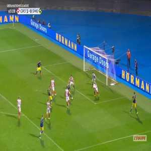Croatia 1-[1] Sweden - Marcus Berg 66'
