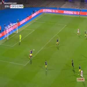 Croatia [2]-1 Sweden - Andrej Kramaric 84'